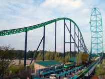 Kingda Ka, montaña rusa Six Flags Great Aventure